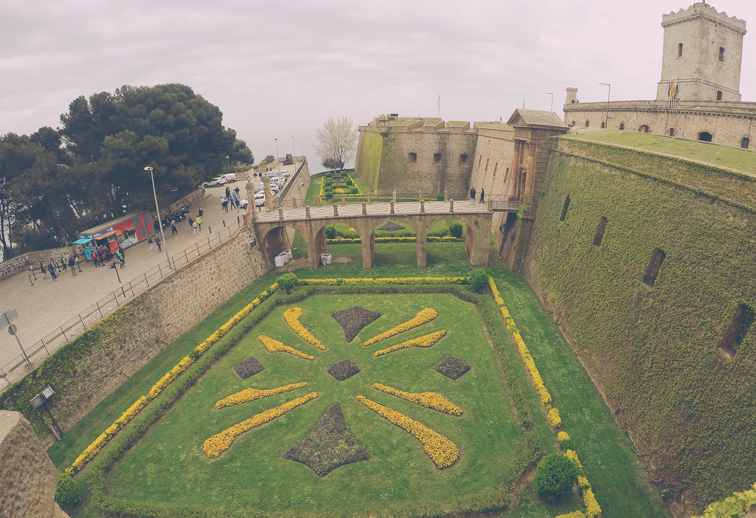 Castell de Montjuïc (1)