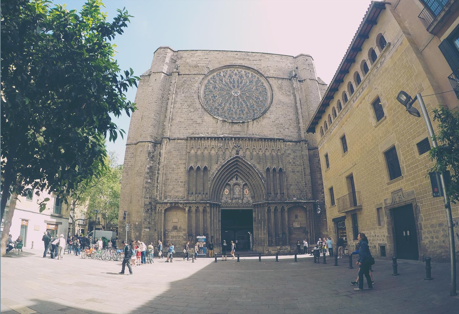 Ghotic Quarter La Rambla (1)