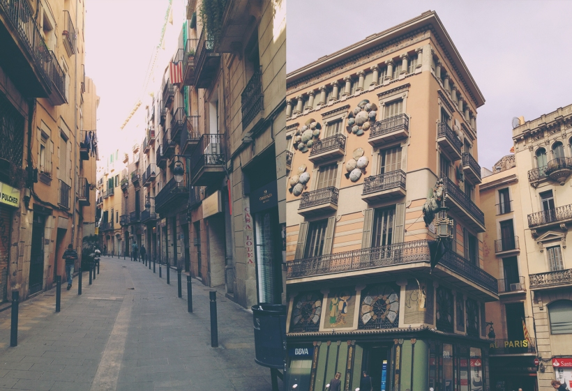 Ghotic Quarter La Rambla (4)