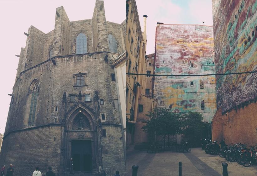Ghotic Quarter La Rambla (5)