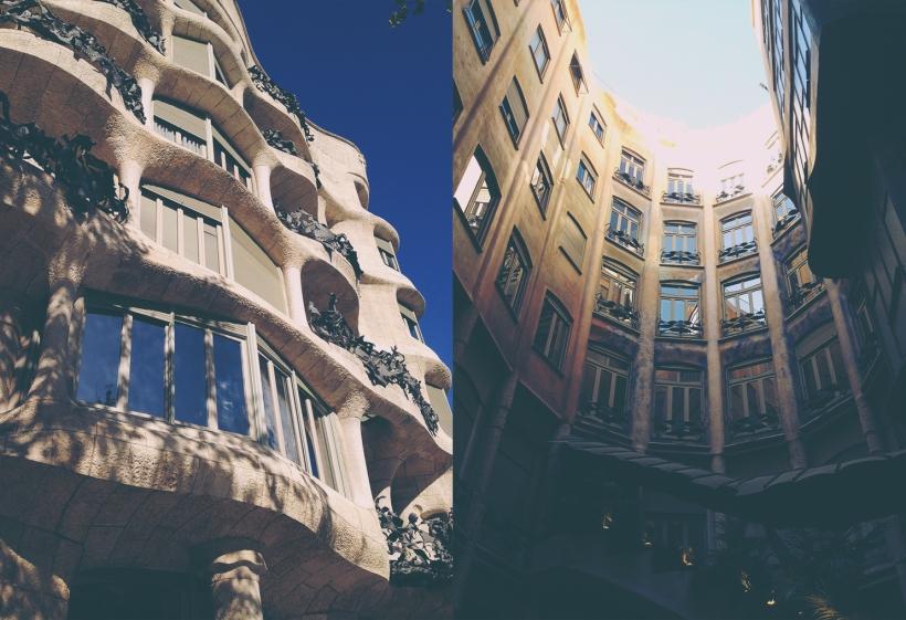 La Pedrera - Casa Mila (2)