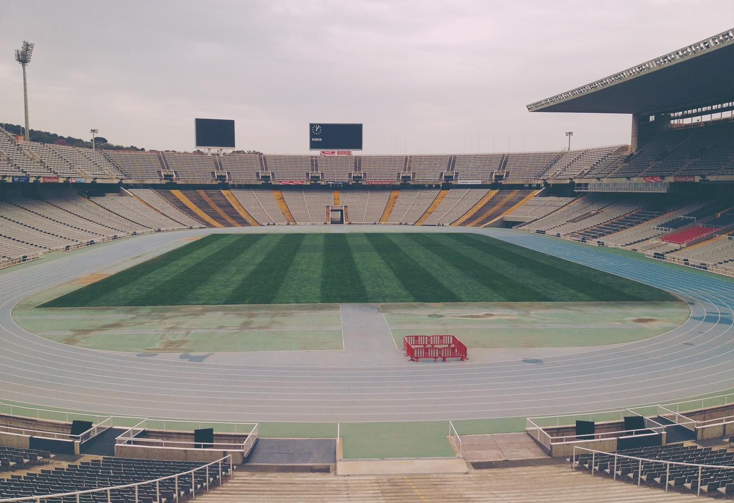 Olympic Stadium Barcelona (2)