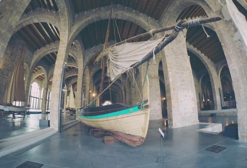 The sea museum Barcelona (2)