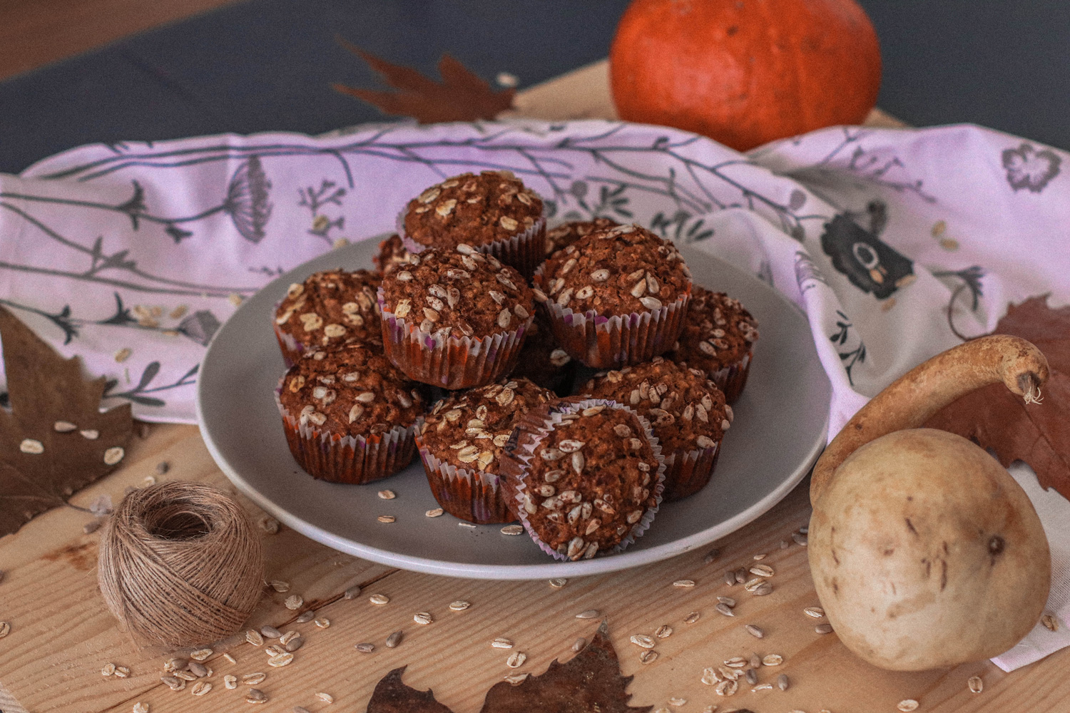 Healthy-Pumpkin-Muffins-15