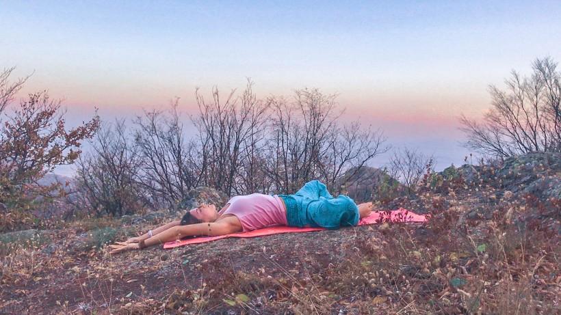 Yoga Stretching Wholesome Boho Life-7