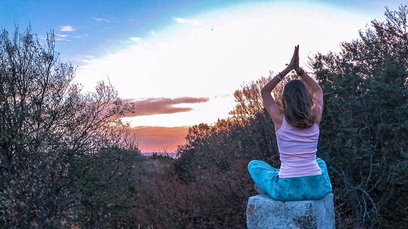 Yoga Stretching Wholesome Boho Life-8