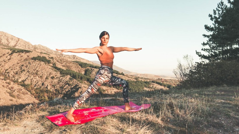 Yoga Stretching Wholesome Boho Life-6