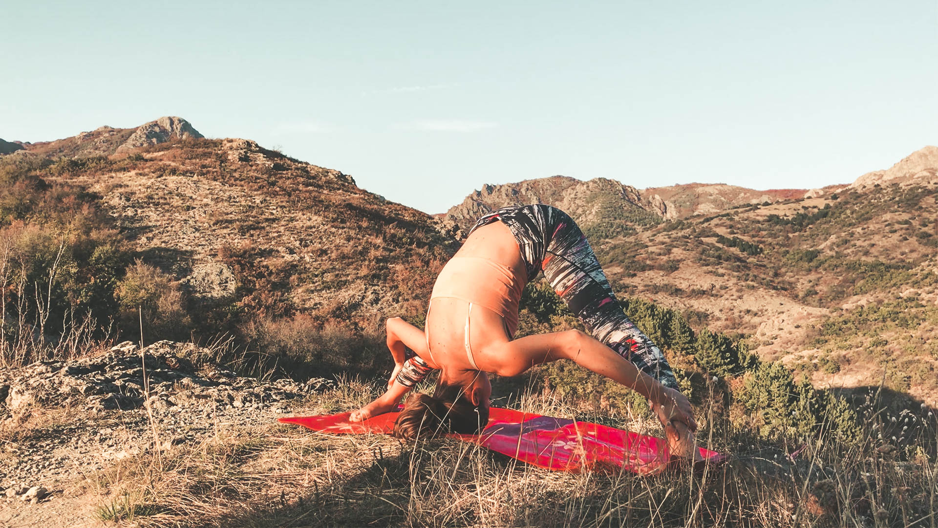 Yoga Stretching Wholesome Boho Life-7