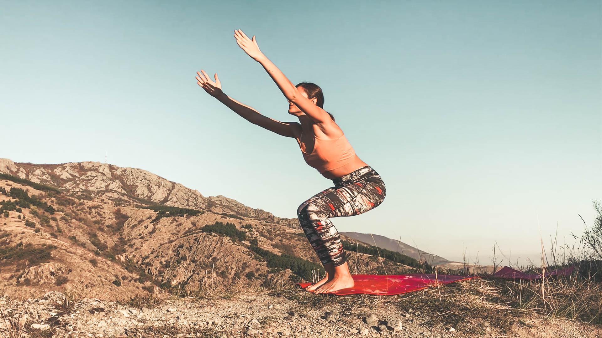 Yoga Stretching Wholesome Boho Life